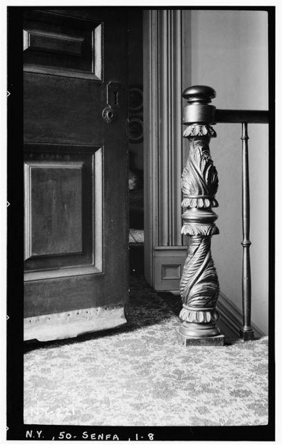 Garry V. Sackett House, West Bayard & Sackett Streets, Seneca Falls, Seneca County, NY