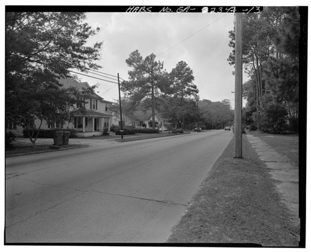 Gaskin Avenue Neighborhood, Bounded by Dart Street to east, CSX Railroad to south, Pearl & Madison Avenues to west, & Wilson & Gordon Streets to north, Douglas, Coffee County, GA