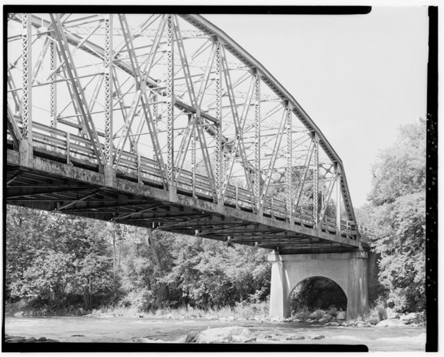 Gaylordsville Bridge, Spanning Housatonic River at U.S. Highway 7, New Milford, Litchfield County, CT