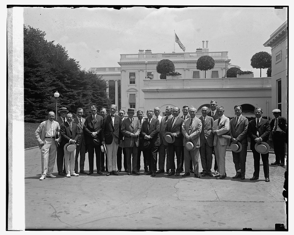 Gen. Frank T. Hines & Council of Medical & Hospital Affairs, 7/23/24