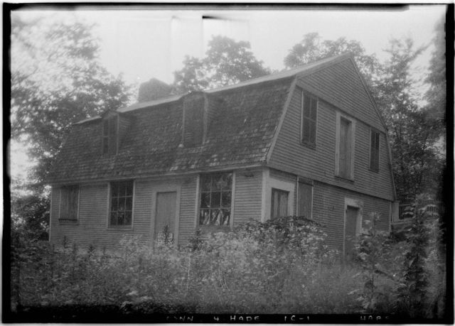 General Epaphroditus Champion House, East Haddam, Middlesex County, CT