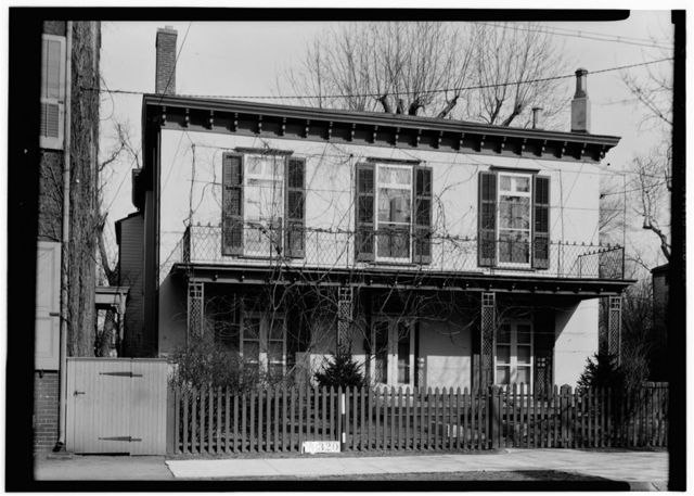 General Grant House, 309 Wood Street, Burlington, Burlington County, NJ