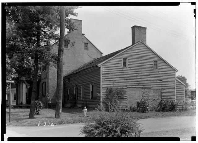 General John Frelinghuysen House, 54 East Somerset Street, Raritan, Somerset County, NJ