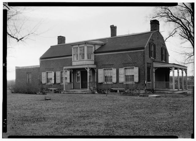 General Philip Schuyler House, Troy Road Vicinity, Colonie, Albany County, NY