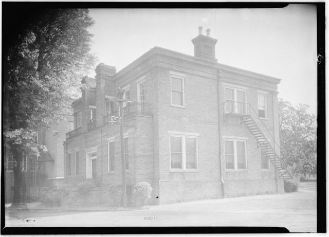 General Steven D. Lee House, Columbus, Lowndes County, MS