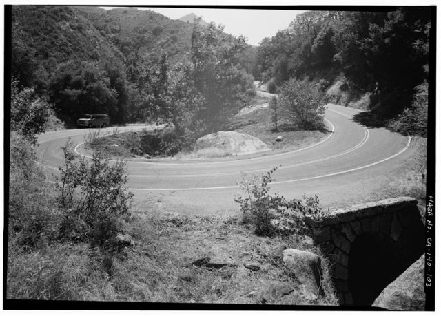 Generals Highway, Three Rivers, Tulare County, CA