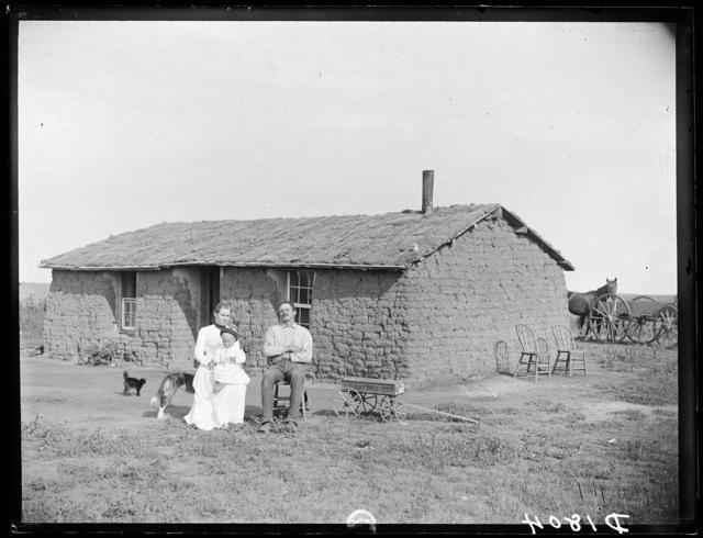 George Golden, Custer County, Nebraska