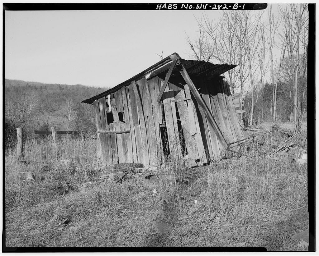 George Judy Farm, Chicken Coop, County Route 9, Rough Run, Grant County, WV