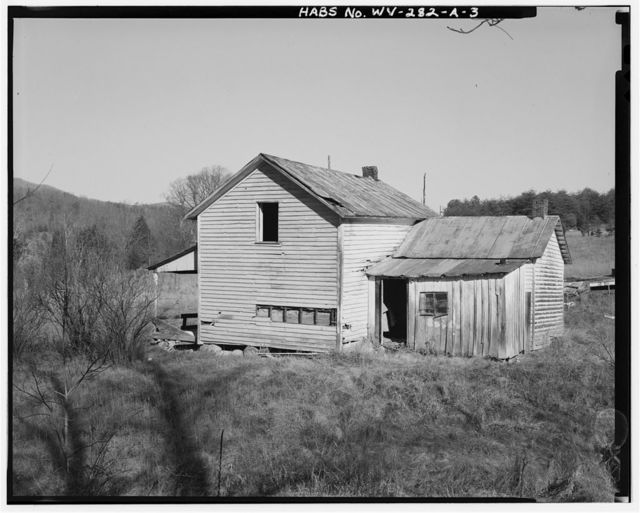 George Judy Farm, House, County Route 9, Rough Run, Grant County, WV