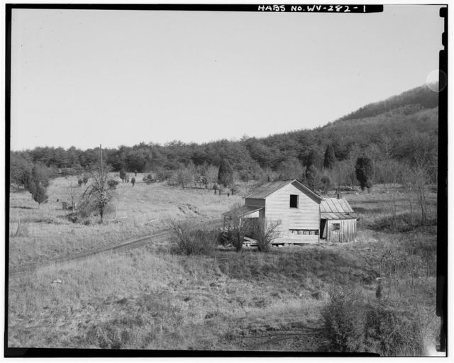 George Judy Farm, South Mill Creek, County Route 9, Rough Run, Grant County, WV
