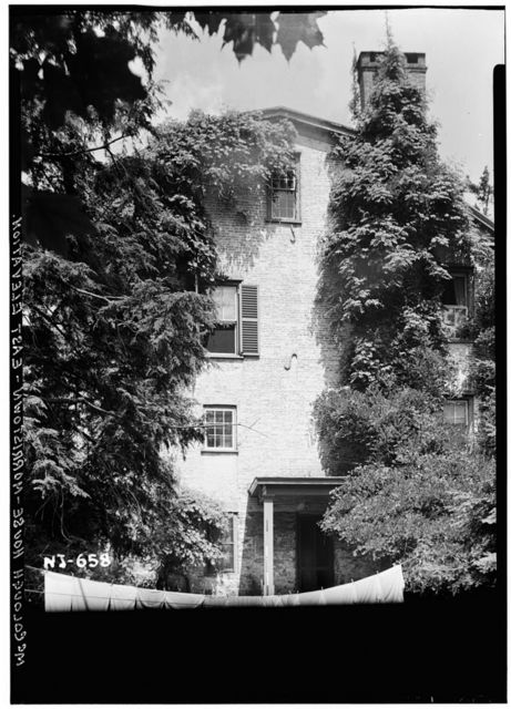 George P.  Macculloch Mansion, 45 Macculloch Avenue, Morristown, Morris County, NJ