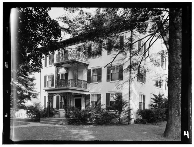 George Peters House, Menallen Township, Floradale, Adams County, PA