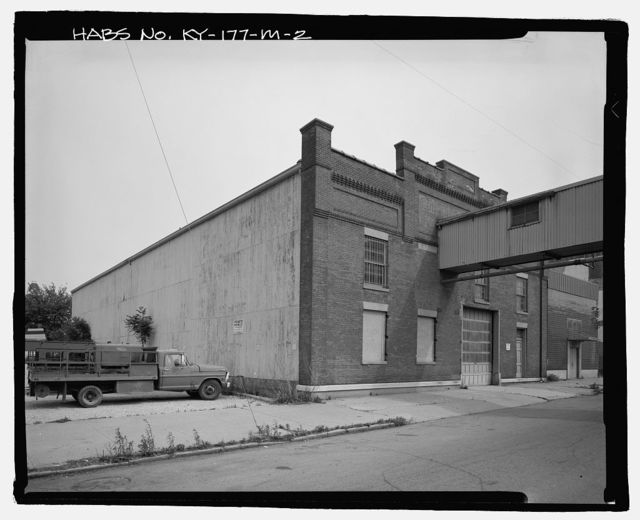 George Wiedemann Brewery Complex, Case Warehouse, Sixth & Columbia Streets, Newport, Campbell County, KY