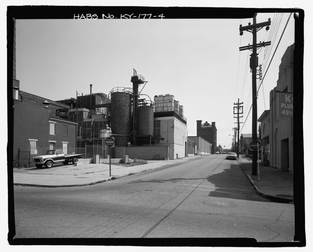 George Wiedemann Brewery Complex, Sixth & Columbia Streets, Newport, Campbell County, KY