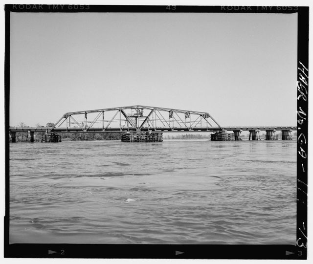 Georgia DOT Bridge No. 051-00025D-01986N, US 17 & State Route 25 Spanning Savannah River, Port Wentworth, Chatham County, GA