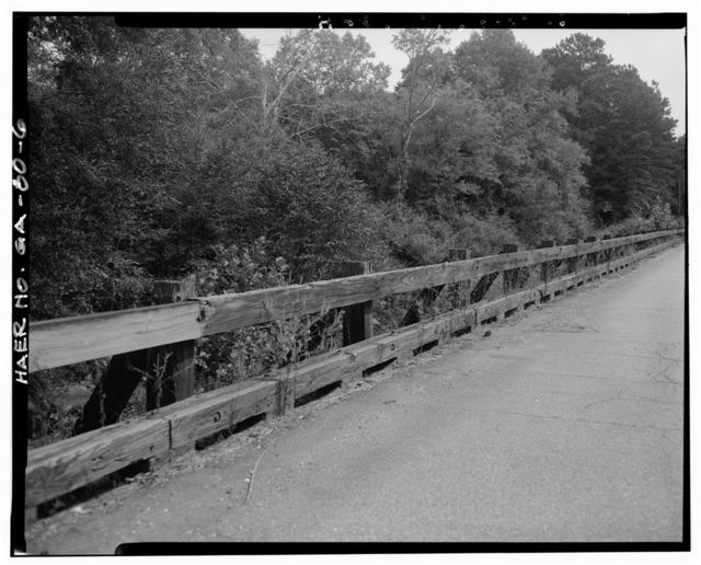 Georgia DOT Bridge No. 145/01427/F/00050E, Spanning Long Cane Creek at County Road 29, Pine Lake, Harris County, GA