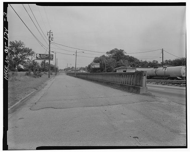 Georgia DOT Bridge No. 215-00001D-00936N, Spanning US 27, State Route 1 & Fourth Avenue, Columbus, Muscogee County, GA