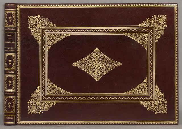 Ghirlanda di sei uaghi fiori scielti da piu famosi giardini d'Italia,   Padoua, Libraria del Giesv [dedication 1604]  [8] l., 42 plates. 16 x 21 cm.