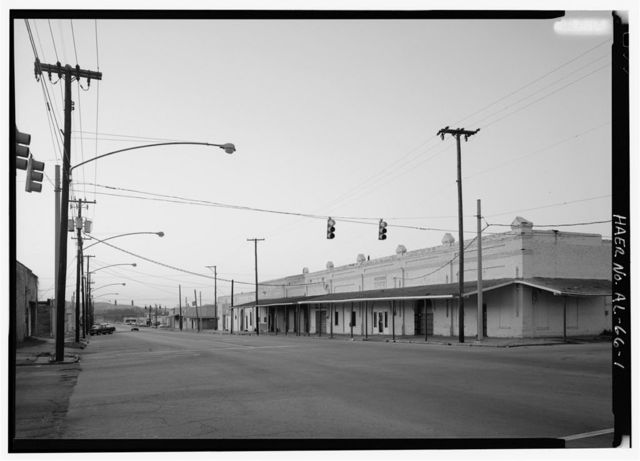 Gibson Sheet Metal Works & Western Rope & Fittings, Incorporated, Twentieth Street at Fourth Avenue North, Bessemer, Jefferson County, AL