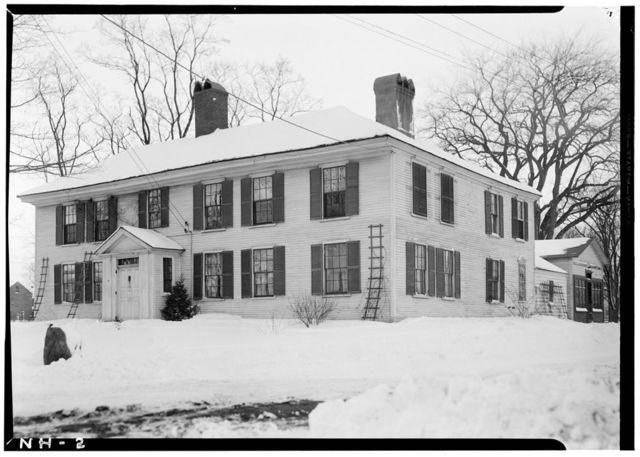 Giddings Tavern, 37 Park & Summers Streets, Exeter, Rockingham County, NH