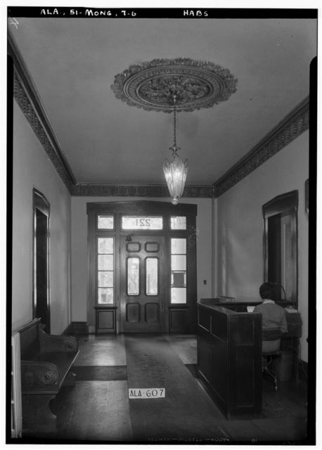 Gilmer-Shorter-Lomax House, 235 South Court Street, Montgomery, Montgomery County, AL