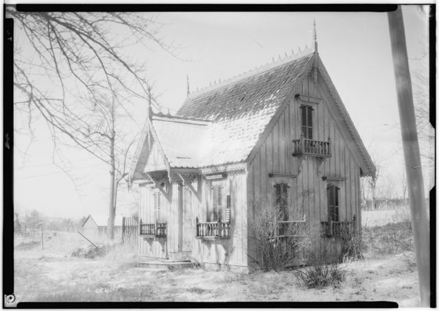 Gingerbread House, New Concord, Columbia County, NY