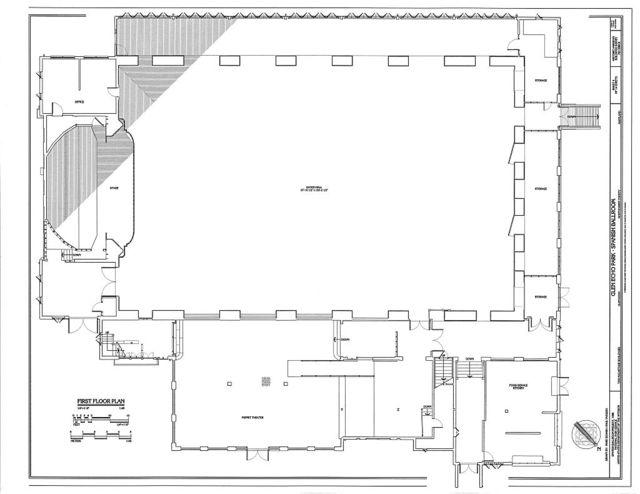 Glen Echo Park, Spanish Ballroom, 7300 MacArthur Boulevard, Glen Echo, Montgomery County, MD