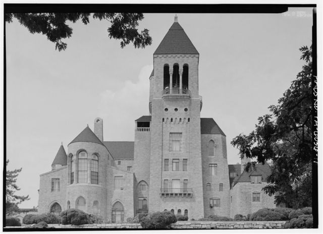 Glencairn, 1001 Cathedral Road, Bryn Athyn, Montgomery County, PA