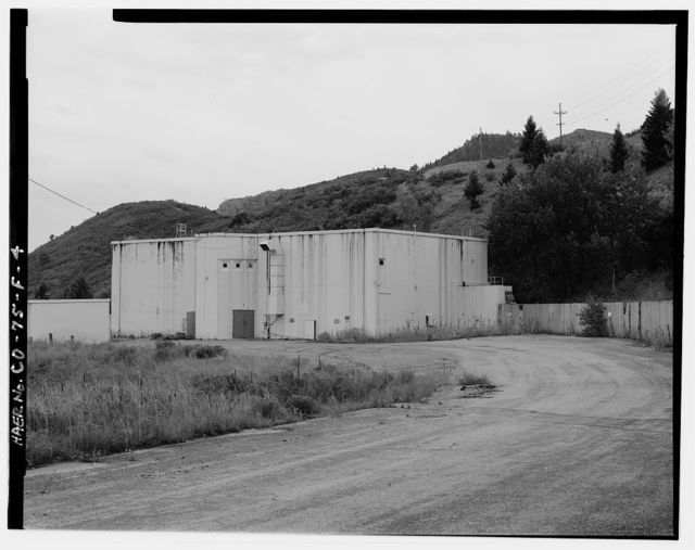 Glenn L. Martin Company, Titan Missile Test Facilities, Control Building B, Waterton Canyon Road & Colorado Highway 121, Lakewood, Jefferson County, CO