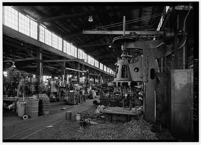 Glover Machine Works, 651 Butler Street, Marietta, Cobb County, GA
