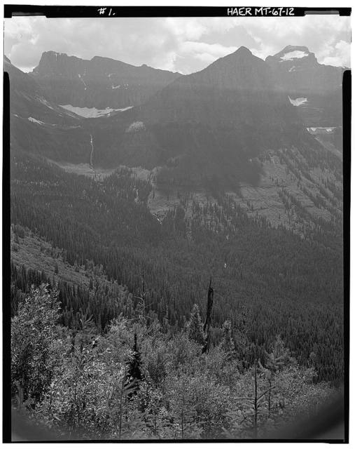 Going-to-the-Sun Road, West Glacier, Flathead County, MT