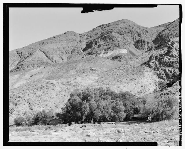 Gold Hill Mill, Warm Spring Canyon Road, Death Valley Junction, Inyo County, CA