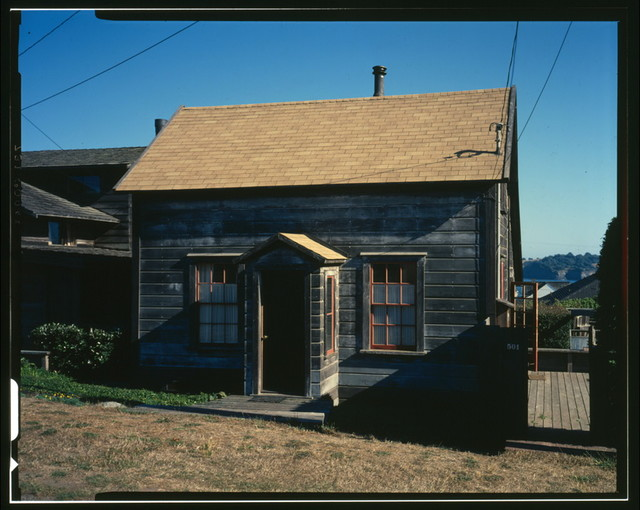 Golgert House, Ukiah Street, Mendocino, Mendocino County, CA