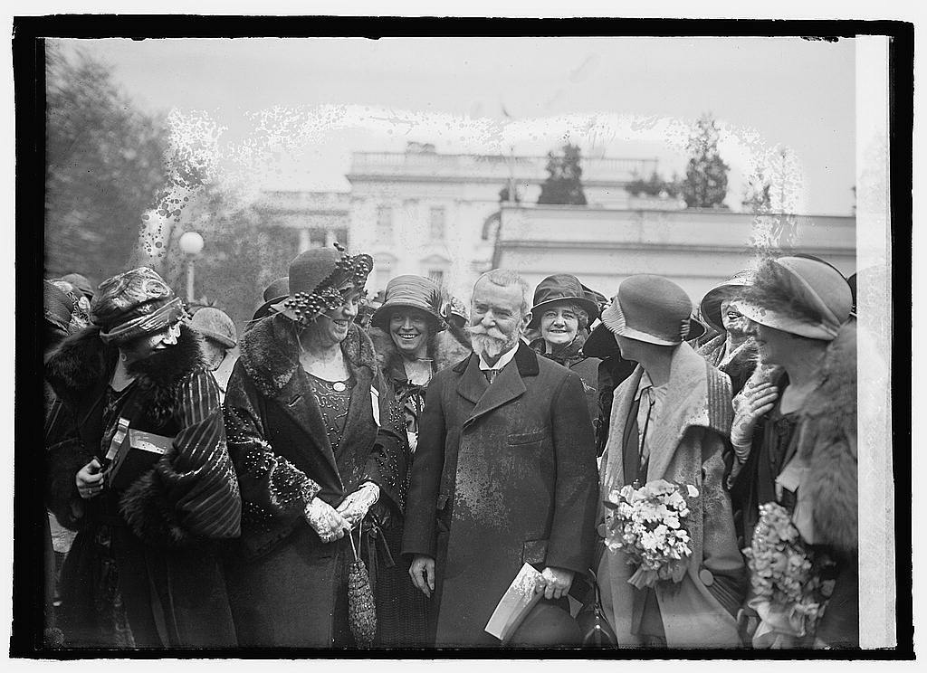 Goodwill Delegation to France, 4/17/23
