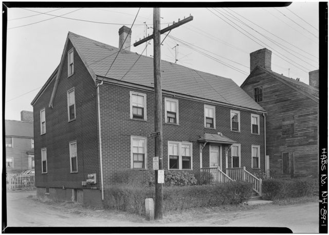 Goodwin House, 55 Charles Street, Portsmouth, Rockingham County, NH