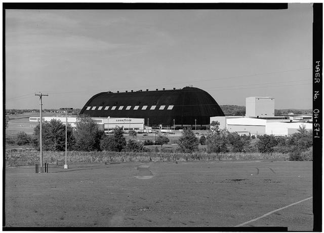 Goodyear Airdock, 1210 Massillon Road, Akron, Summit County, OH