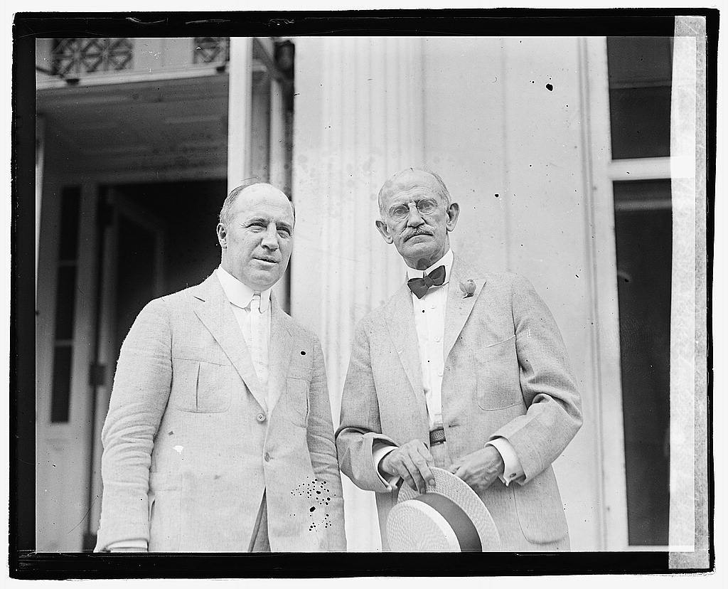 Gov. Morrow & Senator Ernst, 7/14/21