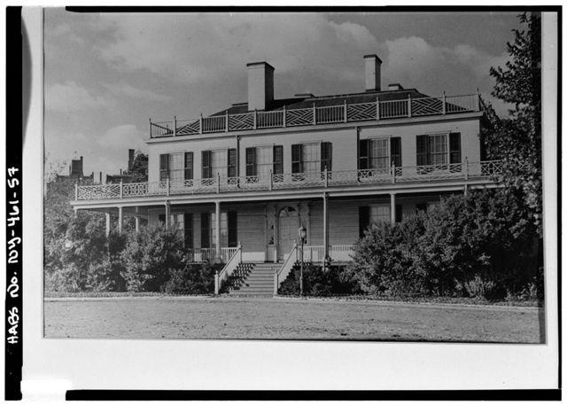 Gracie Mansion, Carl Schurz Park, East Eighty-Sixth Street, New York, New York County, NY