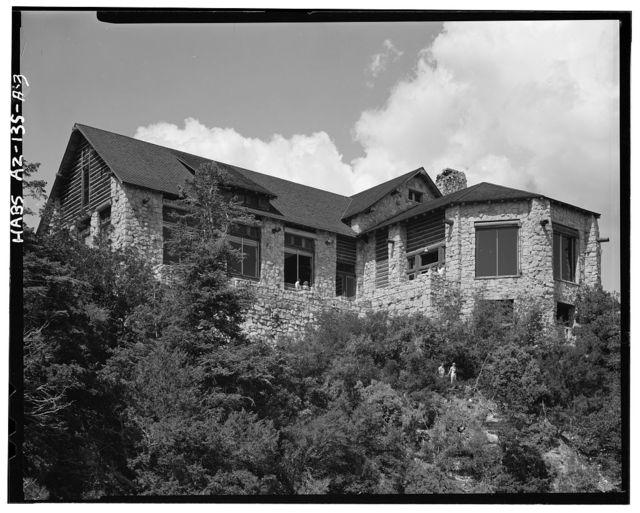 Grand Canyon Lodge, Main Lodge, North Rim, Grand Canyon, Coconino County, AZ