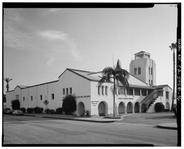 Grand Central Air Terminal, 1310 Air Way, Glendale, Los Angeles County, CA