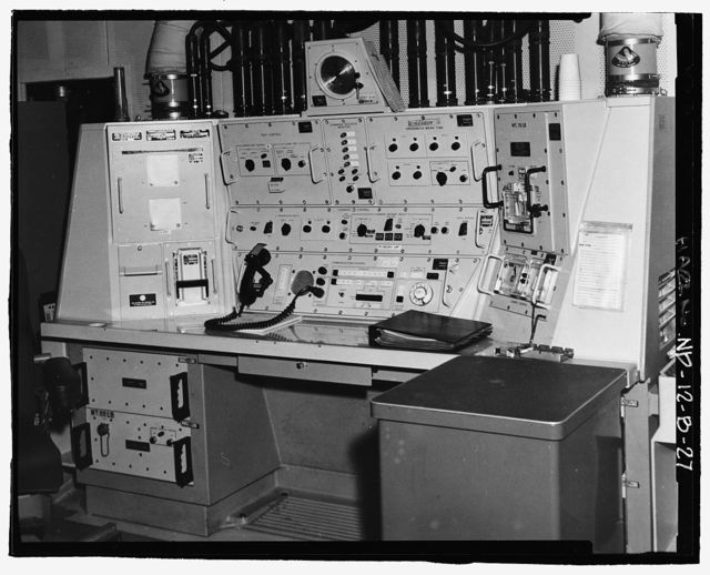 Grand Forks Air Force Base, Missile Alert Facility Oscar-Zero, Launch Control Center, State Highway 45, Cooperstown, Griggs County, ND
