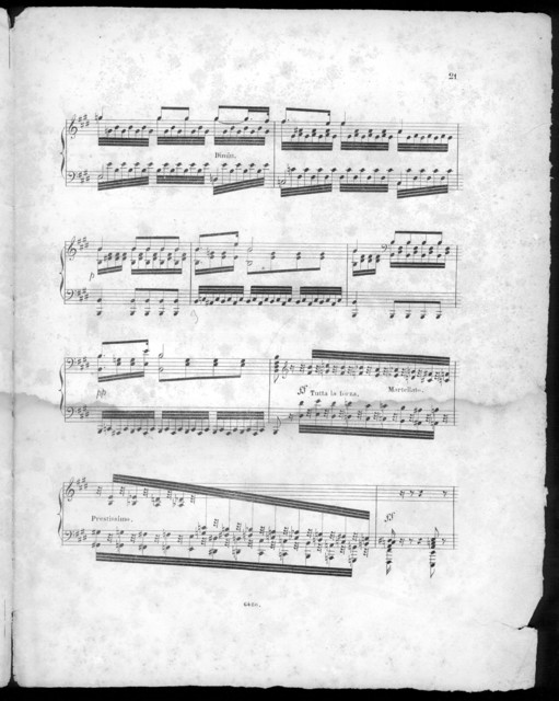 Grande fantaisie pour le piano sur la serenade et