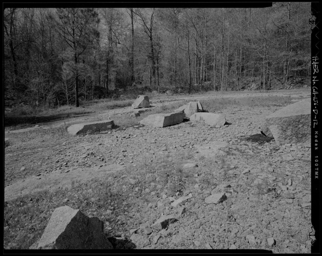 Granite Hill Plantation, Quarry No. 4, South side of State Route 16, 1.3 miles northeast east of Sparta, Sparta, Hancock County, GA