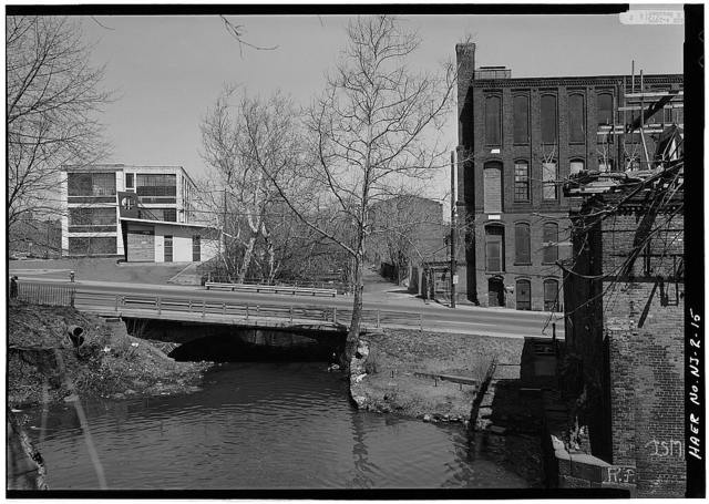 Great Falls/S. U. M. Power Canal System, Paterson, Passaic County, NJ