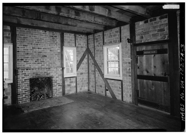 Green Springs, Guest Cottage No. 1, Routes 617 & 15 vicinity, Trevilians, Louisa County, VA