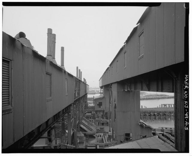 Greenville Yard, Transfer Bridge System, Port of New York/New Jersey, Upper New York Bay, Jersey City, Hudson County, NJ