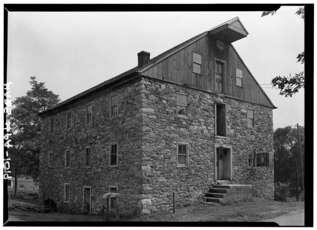 Griesemer Mill, 3.5 miles North of State Route 562, near Manatawny Creek, Yellow House, Berks County, PA