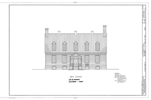 Griffin House, 410 West Francis Street, Williamsburg, Williamsburg, VA
