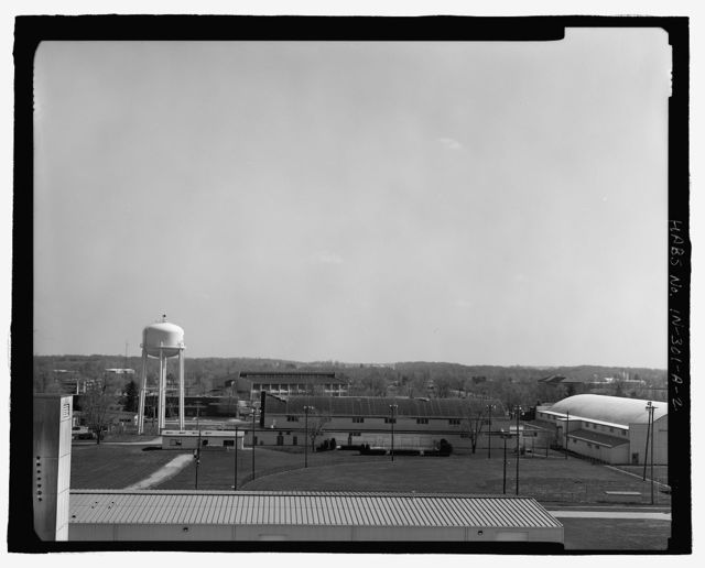 Grissom Air Force Base, Building No. 143, Peru, Miami County, IN