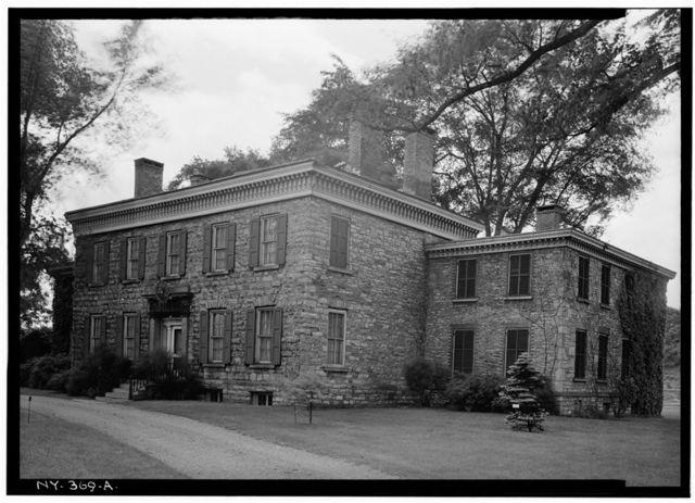 Guy Park Manor, West Main Street, Amsterdam, Montgomery County, NY